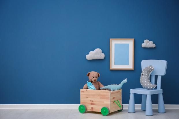 Chambre D Enfant Bleue Quel Bleu Choisir Pour Une Chambre D Enfant