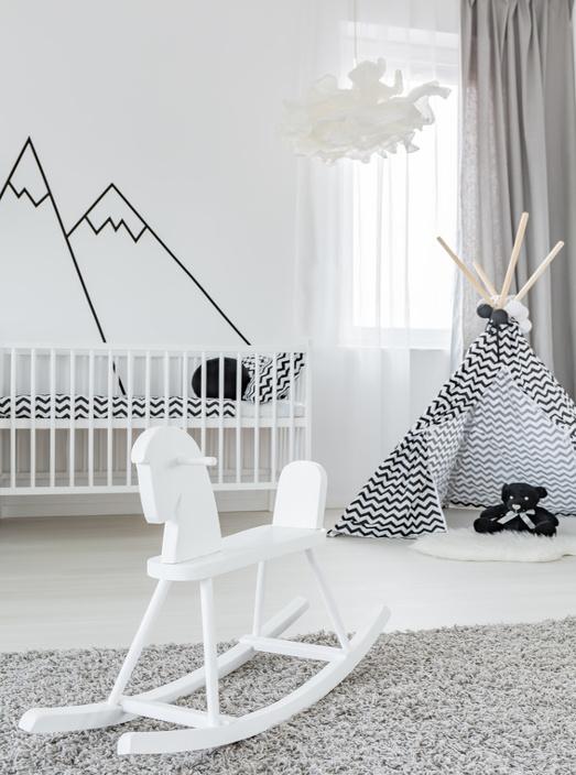 Comment d corer une chambre de b b - Decorer une chambre bebe ...