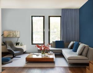 Deco Bleue Invitez La Couleur Bleue Dans Votre Decoration Interieure Ripolin